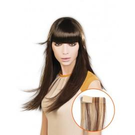 EXTENSION ADHESIVA CABELLO NATURAL 20 UND