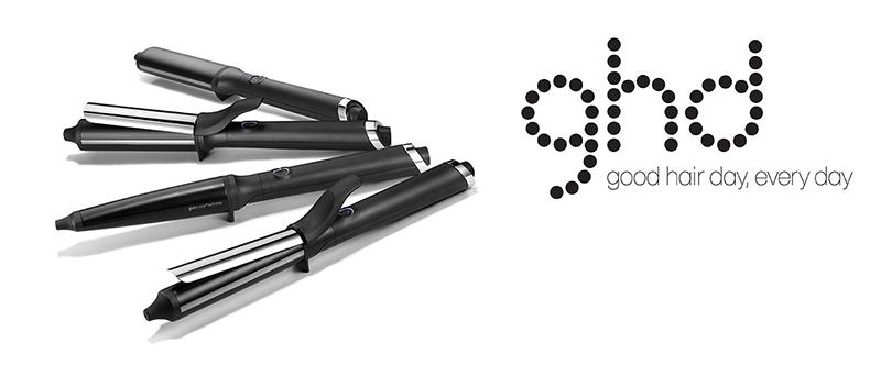 nuevos rizadores tenacilla ghd curve