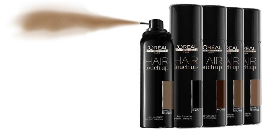 hair touch up retoque raices