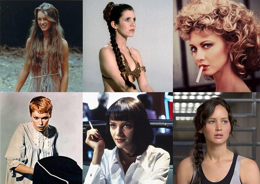 peinados iconicos del cine
