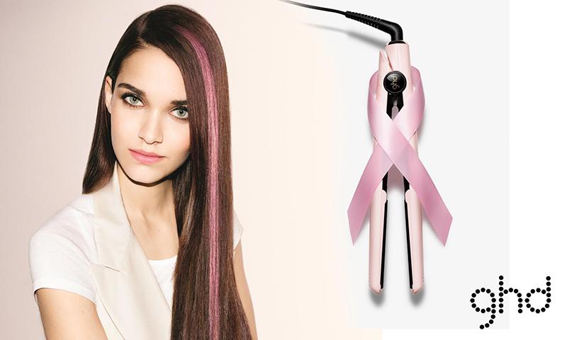 edicion limitada styler ghd vintage pink