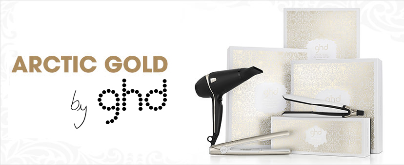 Arctic Gold de GHD