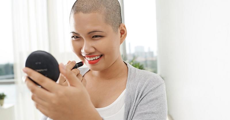 importancia de verte guapa durante la quimio