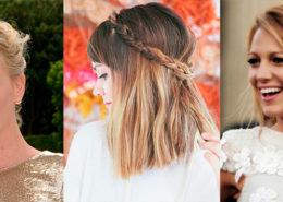 peinados para bodas distintos tipos de pelo