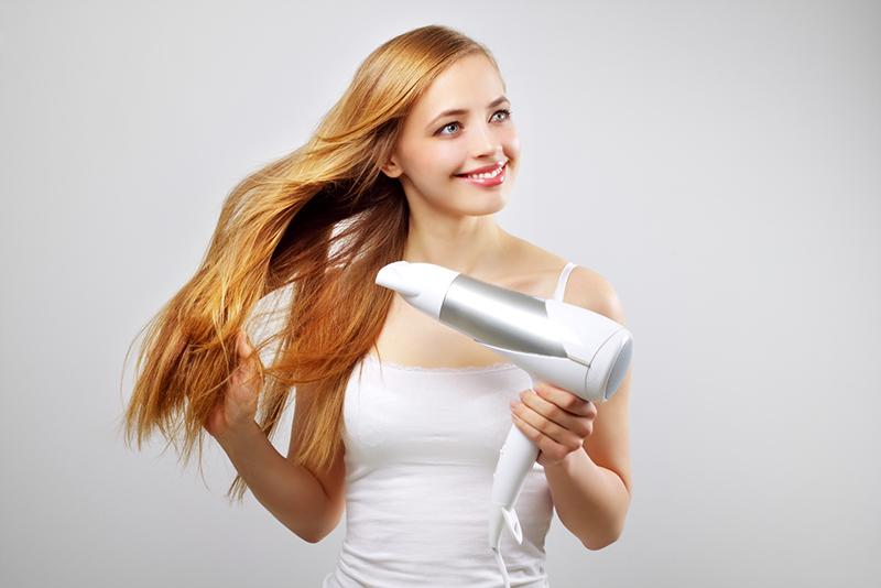 cuidados de cabello con extensiones de pelo natural