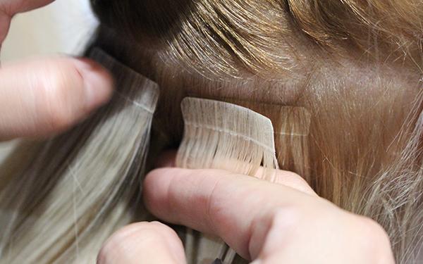 conocimiento dominio todos los sistemas de extensiones de pelo
