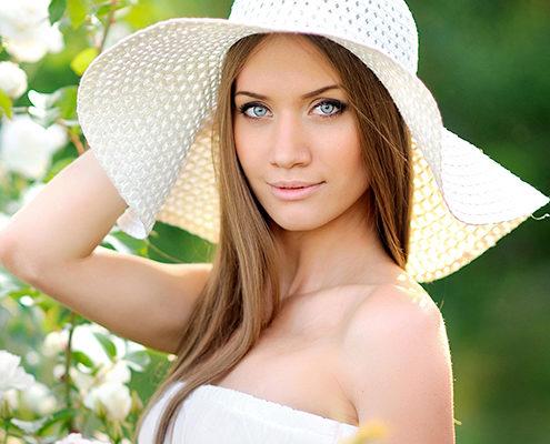 prepara tu pelo para primavera con extensiones