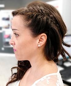 Mejores Peinados Para Bodas Con Trenzas Play Extensions