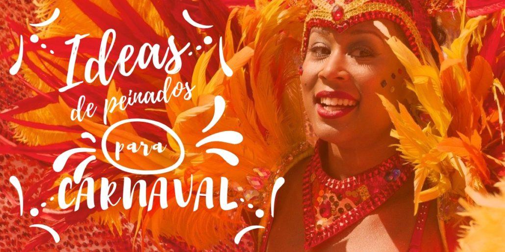ideas peinados de carnaval