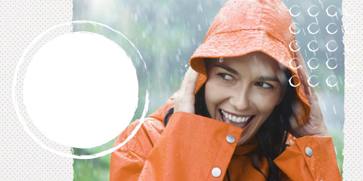 mantener extensiones dias lluvia