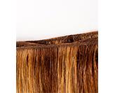 detalle extension de pelo de ramal