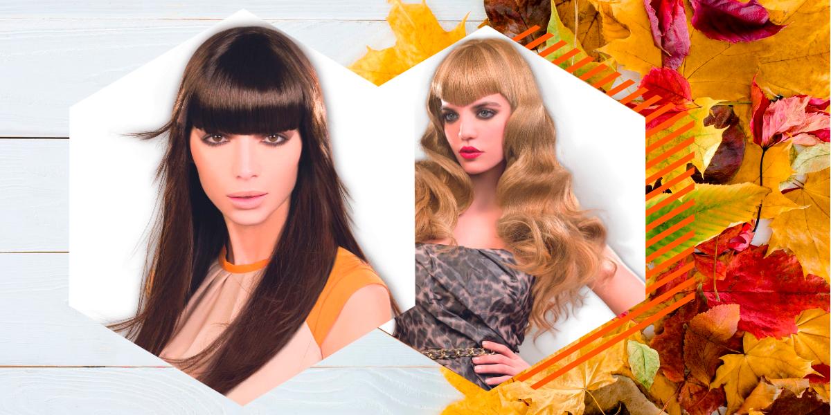 tendencias de pelo flequillo otoño